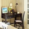 From Nook to Office  The spare bedroom shouldn't be just for guests. Make the most of a seldom-used space by adding a home office. A sleek, narrow desk and simple furniture increases its functionality without being too distracting. When guests arrive, this room can accommodate work and relaxation in a stylish setting.