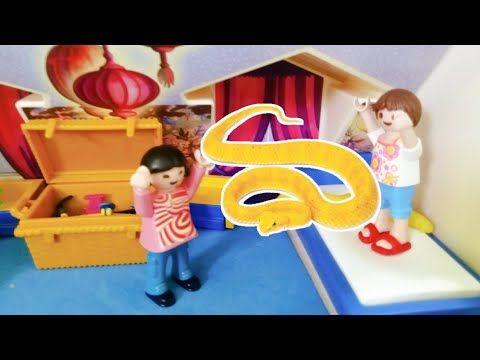 ثعبان في بيت جنه ورؤى عائلة عمر ميجا فيديو بلاي موبيل قصص اطفال Youtube Toy Chest Decor Storage Chest