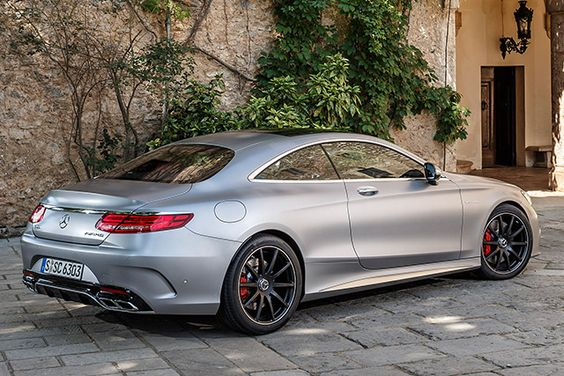 Erster Test: Mercedes-Benz S-Klasse Coupé