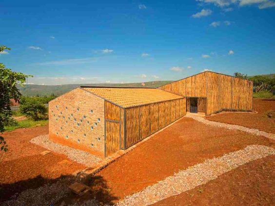 Partners In Health Dormitory, Rwanda – Sharon Davis Diseño