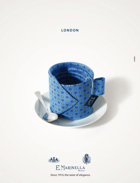 Marinella Ties: London