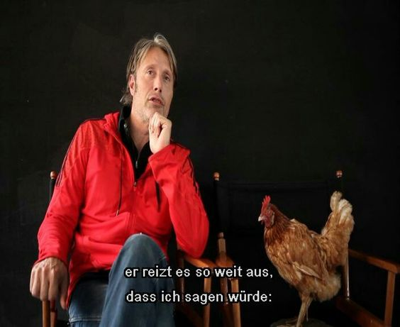 MADS.. MEN AND CHICKEN