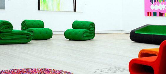 Kilo design roulade couch
