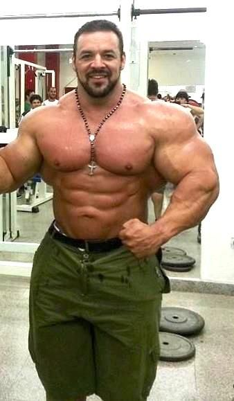 Hyper-Masculine Muscle Monsters