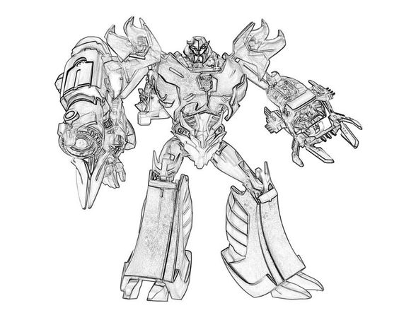 transformers coloring pages decepticons - photo#31