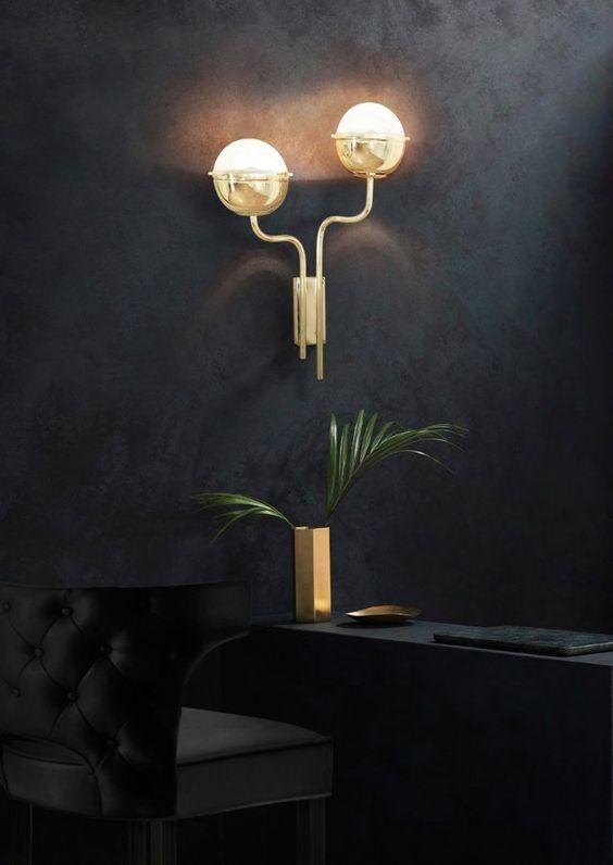 Samt Sessel Velvet Chair Luxus Wohnzimmer Luxury living room - esszimmer modern luxus