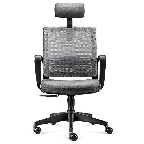 Intey Mesh Back Ergonomic Office Chair Swivel Desk Chair Https Www Amazon Co Uk Dp B07bkzx9mj Ref C Ergonomic Office Chair Swivel Chair Desk Office Chair