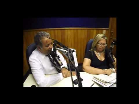 Programa Falando de Família - Entrevista com a Banda Brilho