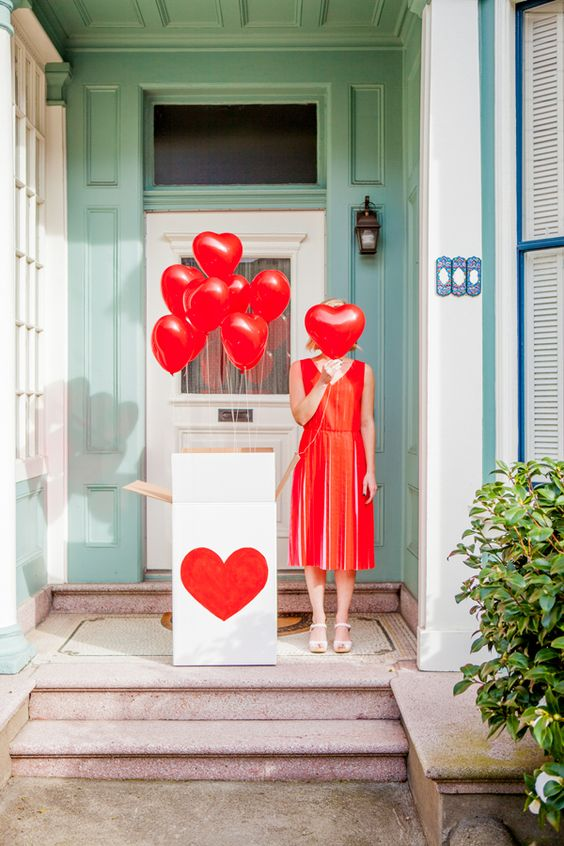 Valentine Party In A Box (Oh Happy Day!)