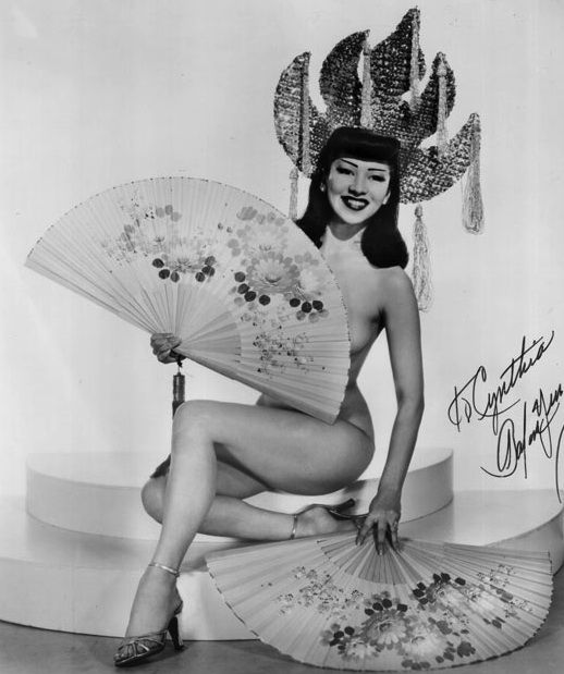 "In the late 1940s, burlesque dancer Barbara Yung had one of the most popular acts on the Chinatown nightclub scene. ""Forbidden City: The Golden Age of Chinese Nightclubs."""