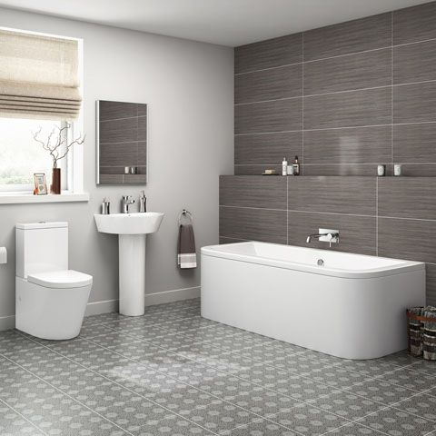 Contemporary Traditional Bathroom Suites Online Soak Com