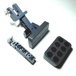 15mm magnetic transducer mount kit | transducer mounts | pinterest, Fish Finder
