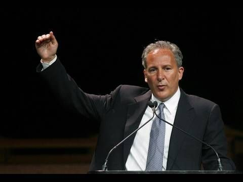 This was an awesome debate- Watch how wrong the Incompetant college professor is...Peter Schiff Mortgage Bankers Speech Nov/13/06