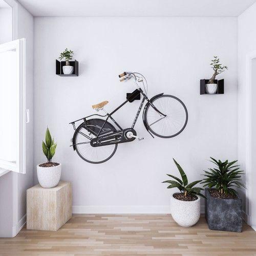 Colgar Bici Pared Vertical