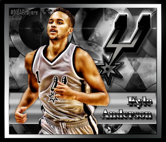 NBA Player Edit - Kyle Anderson
