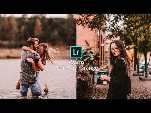 How To Edit Warm Teal And Orange In Lightroom Free Lightroom Mobile Preset Youtube Lightroom Photography Editing Lightroom Presets Download