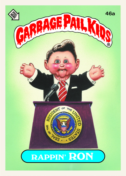Check Out Original Garbage Pail Kids Cards From The Upcoming Topps Book