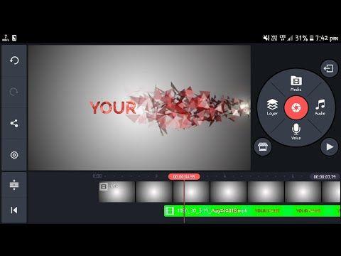 Download Aplikasi Video Editor Untuk Youtube