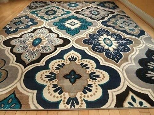 Fresh Teal Brown Rug Pictures Awesome Teal Brown Rug And This Rug