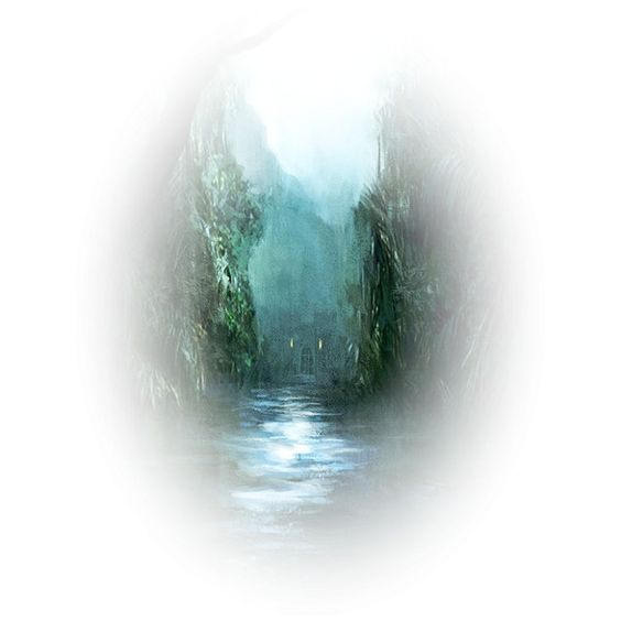 tubes paysages mystiques ❤ liked on Polyvore featuring tubes, backgrounds, water, effects, landscape, scenery and filler