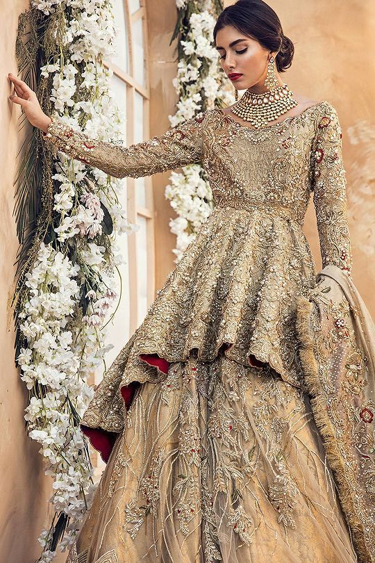 100 Pakistani Bridal Dresses 2019 For Wedding Parties