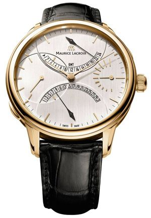 The Maurice Lacroix Double Rétrograde wins a 2012 Red Dot Award.