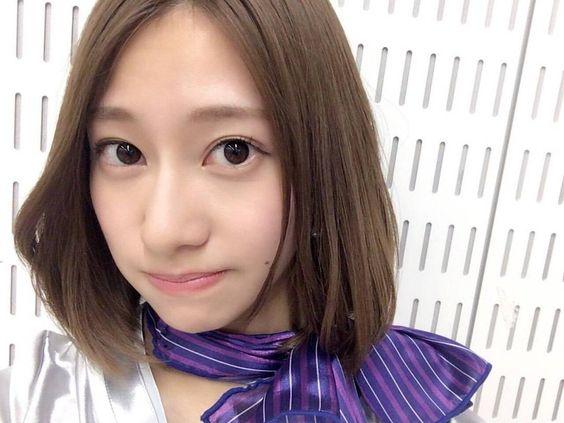 スカーフでバッチリオシャレな桜井玲香のかわいい画像