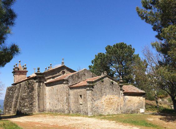Igreja de S. Caetano, in Longos Vales, Monção- North of Portugal- Photo by Nuceu Alves