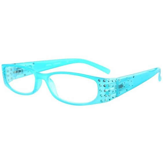 turquoise astral fashion reading glasses 72 brl liked on