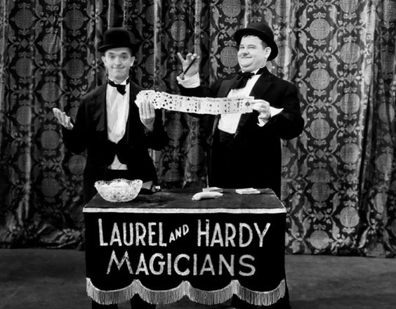 Laurel & Hardy The Hollywood Revue of 1929 (1929)