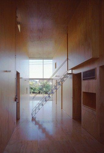 tube house 1 by hideki iwahori architectural design office aarchitect office hideki