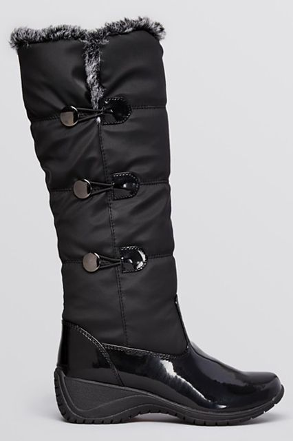 Stylish winter snow boots to get you through the polar vortex