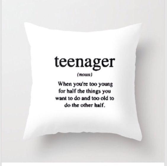 Pics Teen Pillow 108