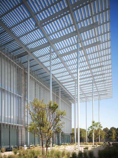 Art Institute, Chicago by Renzo Piano