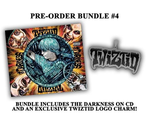 The Darkness Charm Bundle #4