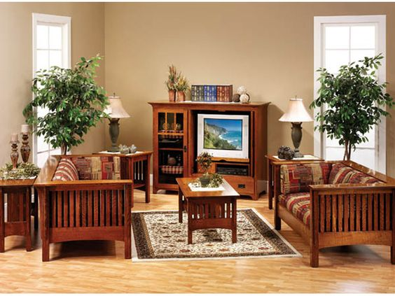 ashley+furniture+mission+style  Mission Style Office Furniture
