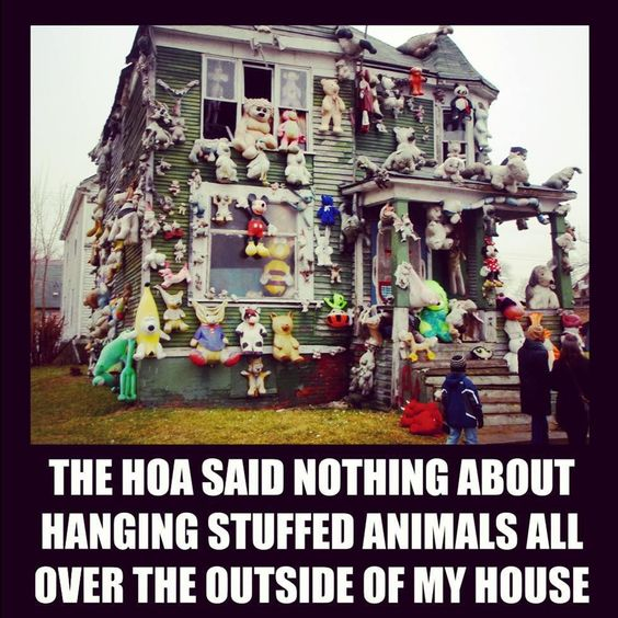 Happy funny Friday!! #realestate #funnyfriday #stuffedanimals #hoa #seacoast #seacoastpropertygroup