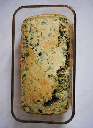 Cake salé végétalien, léger et savoureux ( à tester)