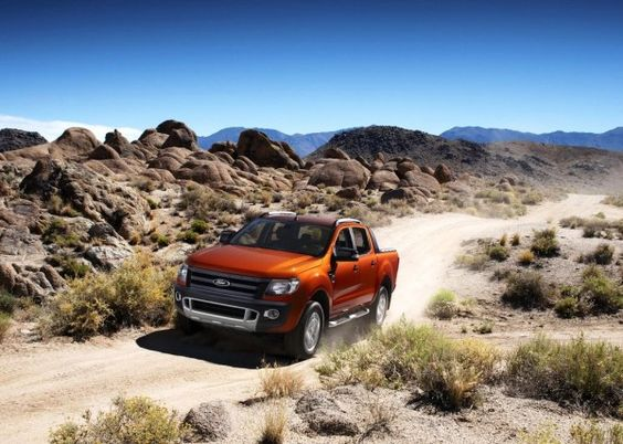 All New Ford Ranger 2013 Release of Date in Several Countries