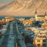 Foto de Reykjavik, Islandia