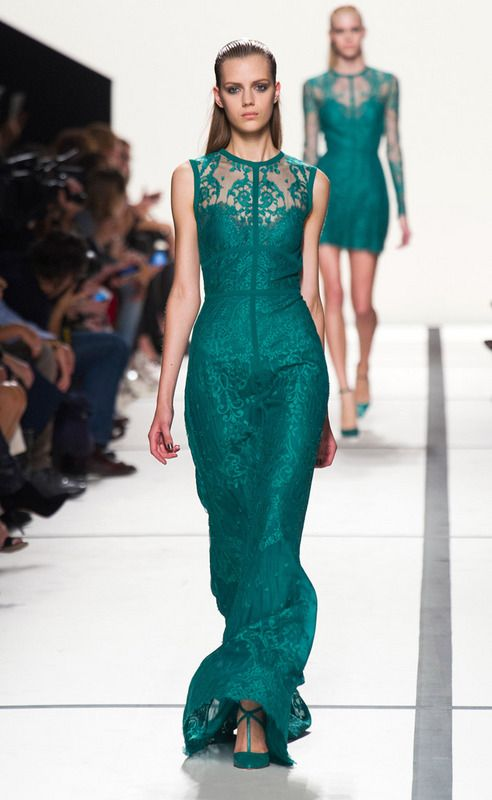 Elie Saab s/s 2014 Paris Fashion Week