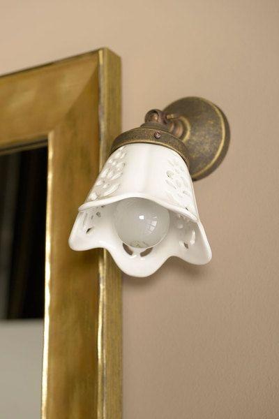 SORENTO svítidlo E14 40W, 230V, keramické stínítko