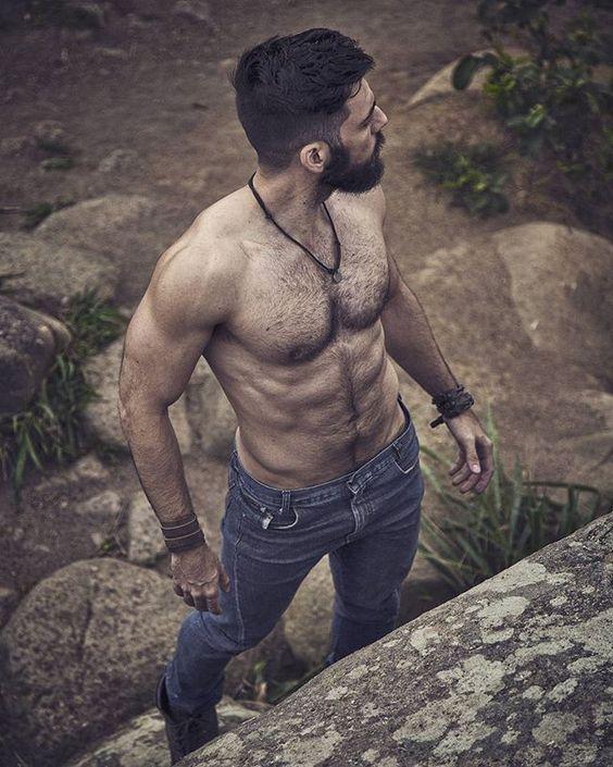 woods Hairy lumberjack