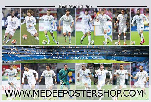 Real Madrid 2016-01