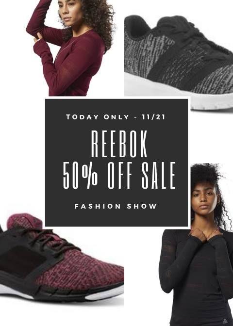 reebok discount sale