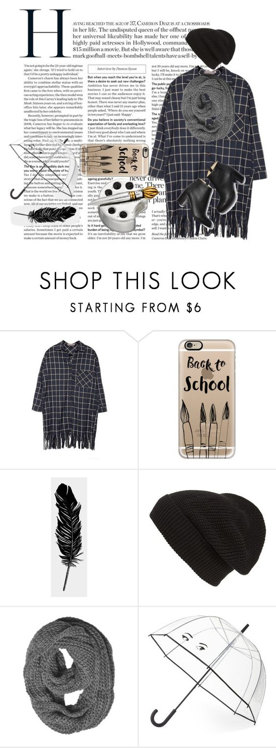 """""""Art!"""" by arnica-182 on Polyvore featuring Paul Andrew, Casetify, Tattly, Phase 3, Kate Spade and Individuality Beads"""