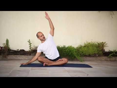 Curso Gratis De Yoga Online Leandro Castello Branco Yoga Youtube Enjoyment