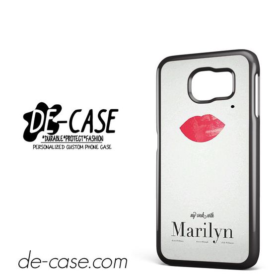 Movie Poster Marilyn DEAL-7470 Samsung Phonecase Cover For Samsung Galaxy S6 / S6 Edge / S6 Edge Plus