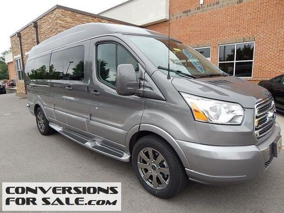 Bay Area Ford Transit Conversion