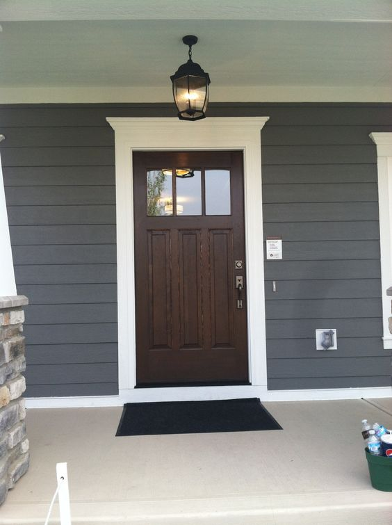 wonderful front door trim pictures